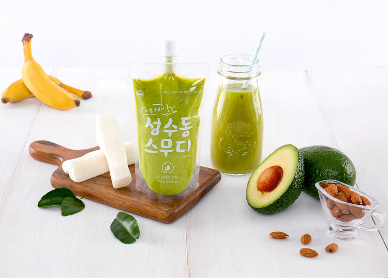 Dashin Cleansing Smoothie (Lime)