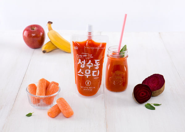 Dashin Cleansing Smoothie (Orange)