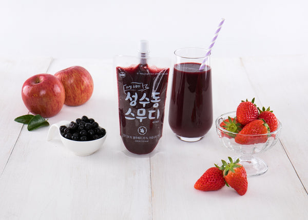 Dashin Cleansing Smoothie (Purple)