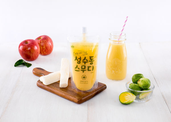 Dashin Cleansing Smoothie (Yellow)