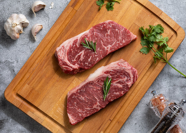 US Cedar River Farm Natural Prime Striploin