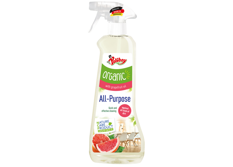 Poliboy Organic All-Purpose Cleaner