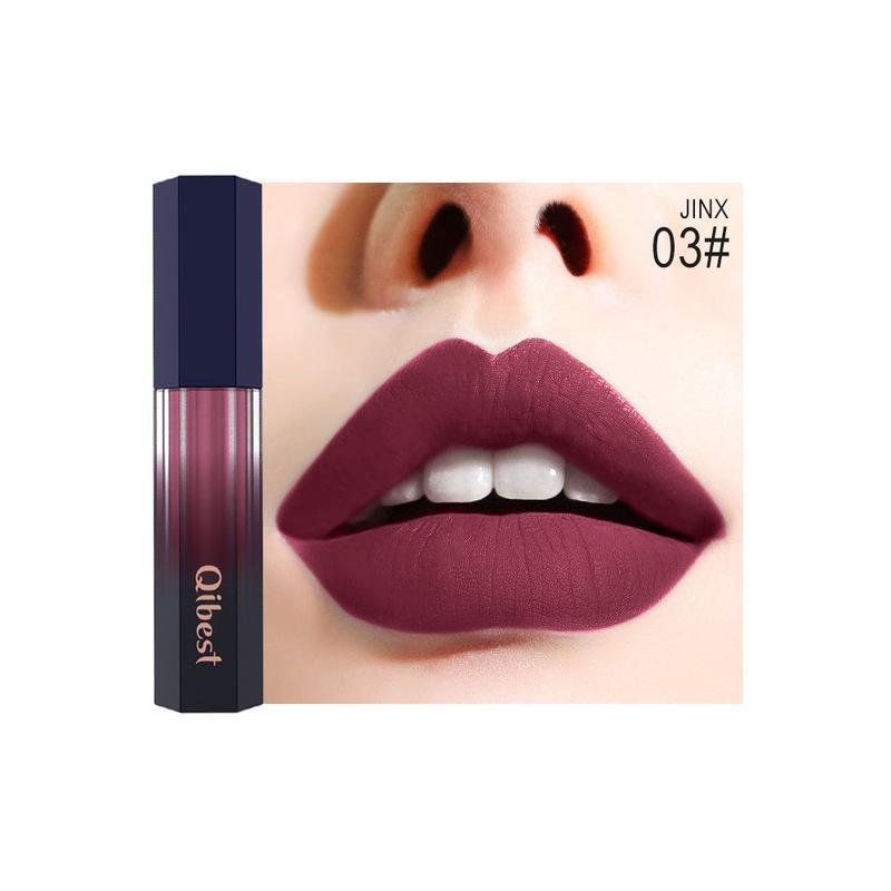 12 Colors Liquid matte lipstick