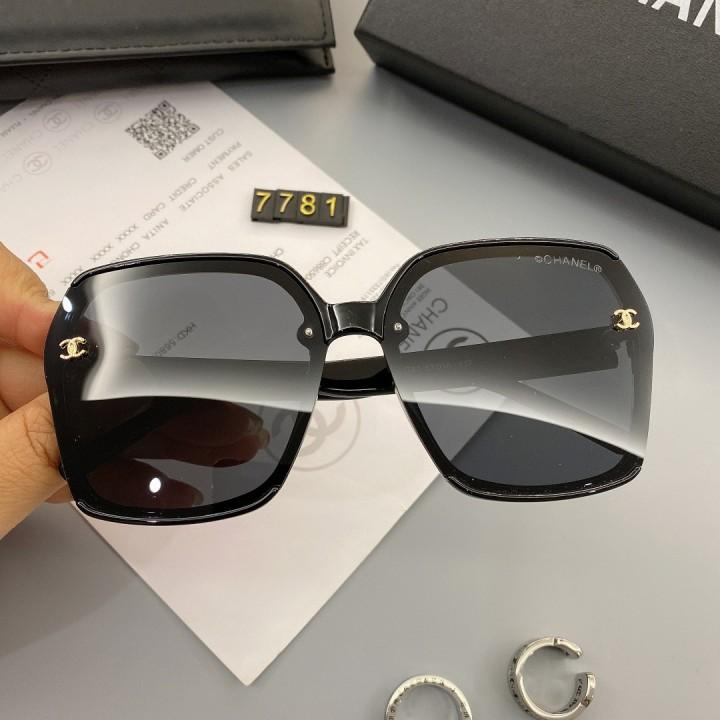 Oversize Square Sunglasses-7781