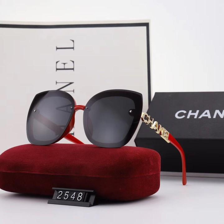 Diamond Letters Oval Sunglasses