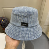 Fashion Embroidered Fisherman Hat