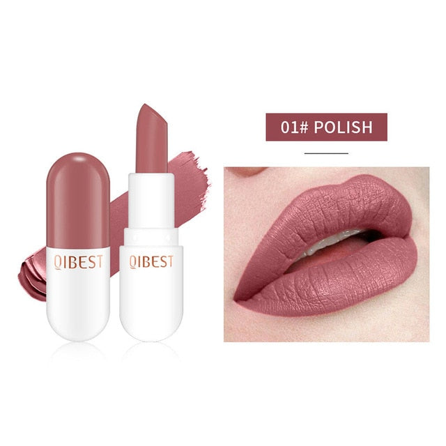 6 colors Matte Liquid Lipstick  Long Lasting