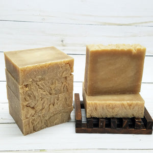 Vegan Honey Almond Handmade Soap
