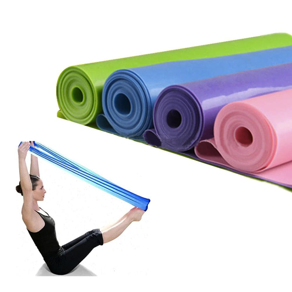 Exercise Stretch Tensile Elastic Band - 3 Pcs