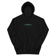 Load image into Gallery viewer, Torus The Shape Of The Universe Hoodie