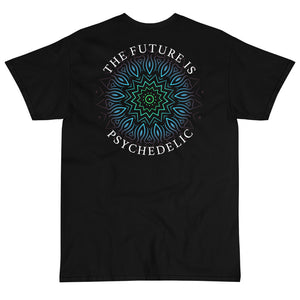 The Future Is Psychedelic Mandala T-Shirt