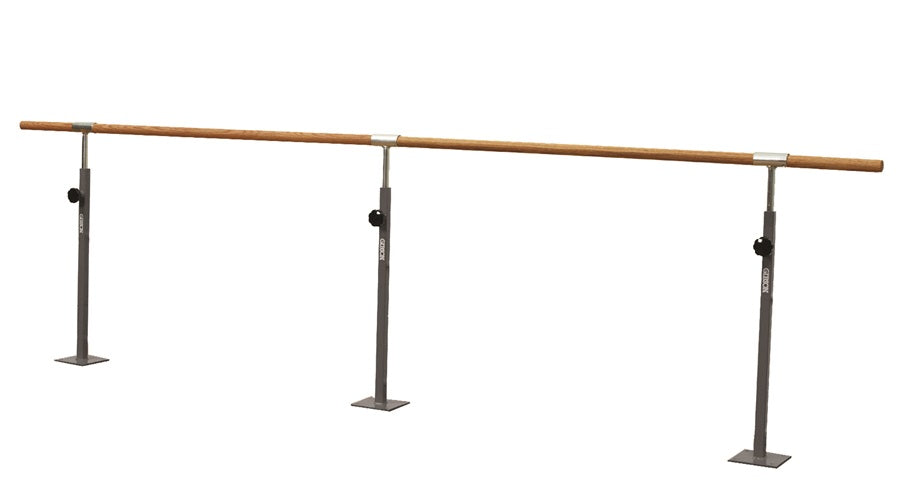 Gibson Adjustable Single Ballet Barre - Gibson Athletic