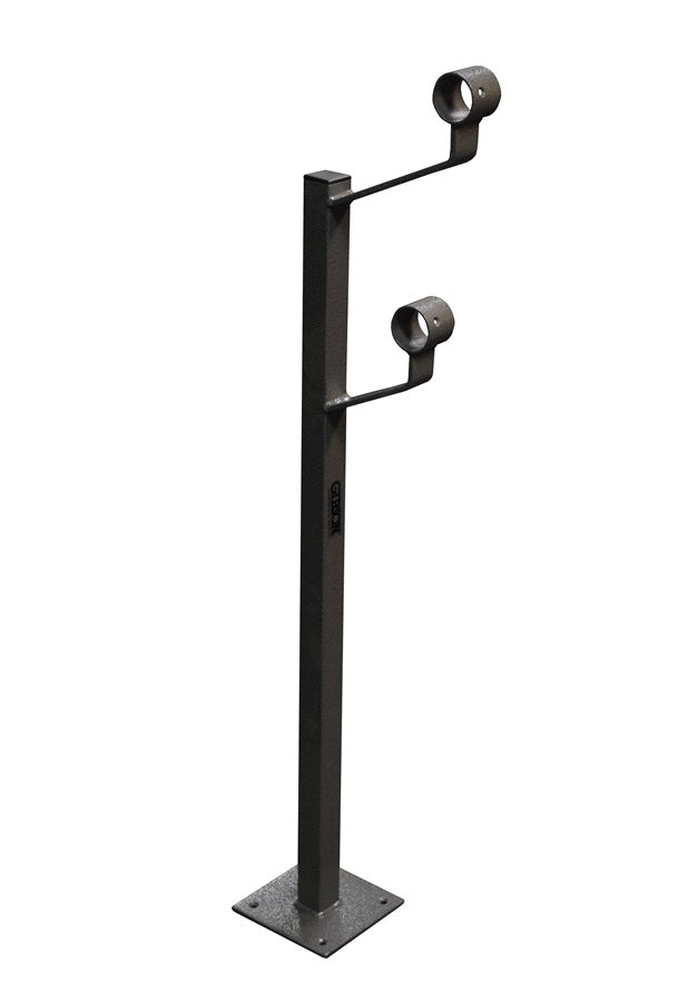 Load image into Gallery viewer, Gibson Floor-Mounted Ballet Barre Uprights - Gibson Athletic