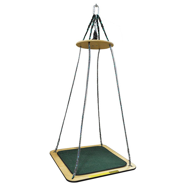 Moving Mountains Platform Swing - Gibson Athletic