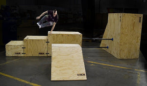 Load image into Gallery viewer, Parkour A1 Training Box - Gibson Athletic