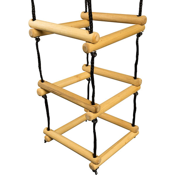 Moving Mountains Rope Tower Ladder - Gibson Athletic