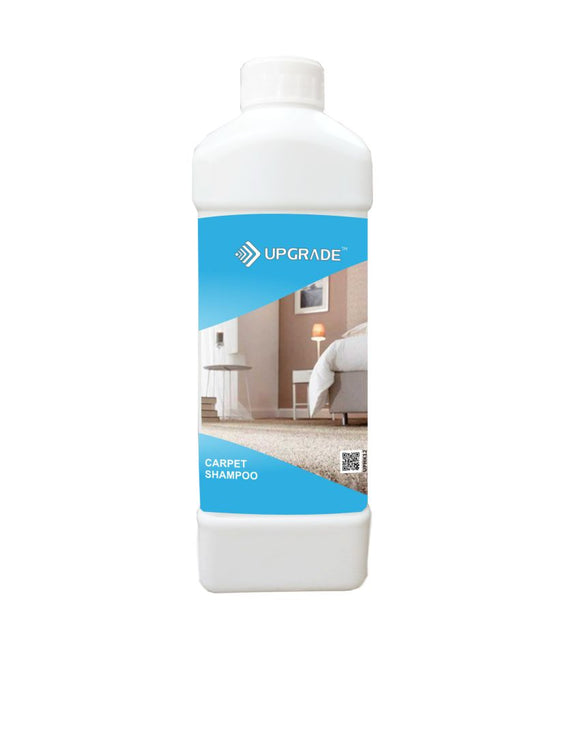 UPGRADE CARPET SHAMPOO CONCENTRATE - 1 LTR