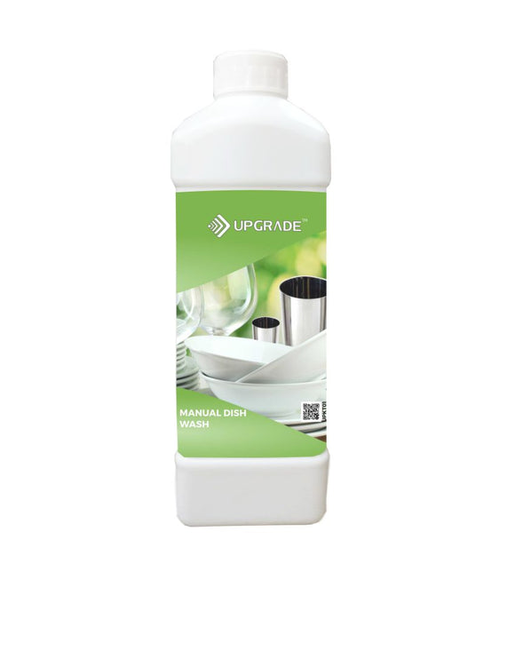 UPGRADE MANUAL DISH WASH - 1 LTR
