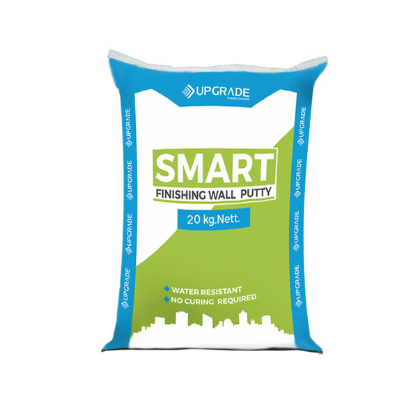 UPGRADE SMART WALL FINISHING PUTTY - 20 KG