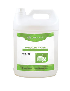 UPGRADE MANUAL DISH WASH - 5 LTR