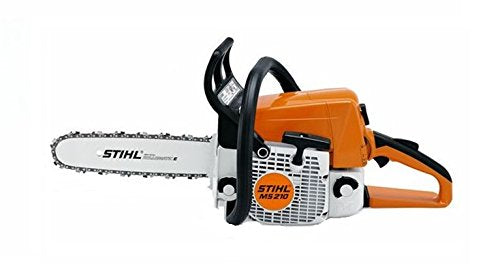 STIHL PETROL CHAINSAW - MS 210 - 18