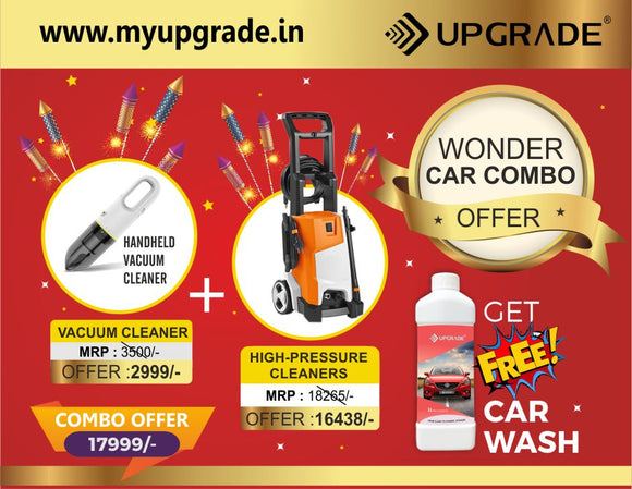 OFFER - WONDER CAR COMBO OFFER