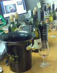 Wines of California ready for tasting at Bubble Brothers