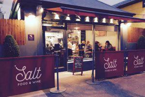 Salt Food and Wine in Cork currently hosts tastings of wine from Bubble Brothers