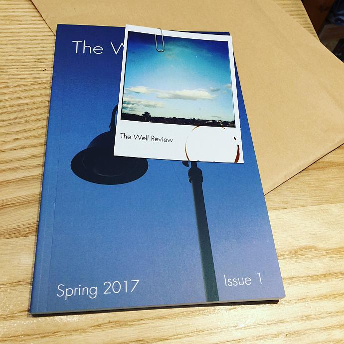 The Well Review poetry magazine