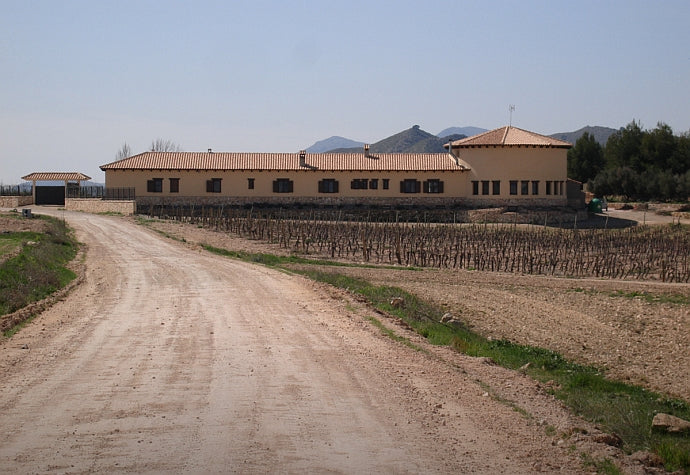 Crin Roja winery