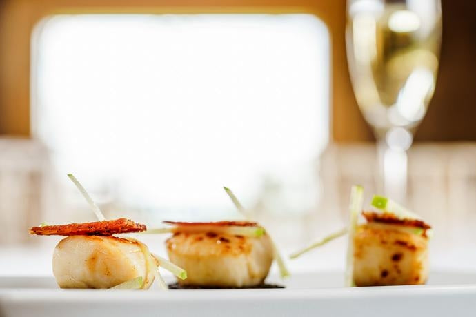 Seared scallops - Photo by Sebastian Coman Photography from Pexels