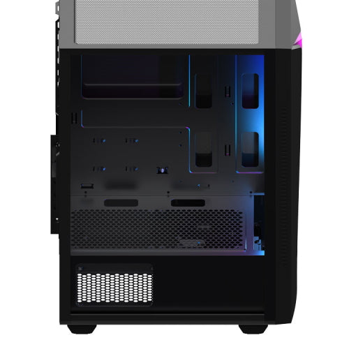 Gamdias Argus E2 Mid-Tower RGB PC Case - Vektra PC