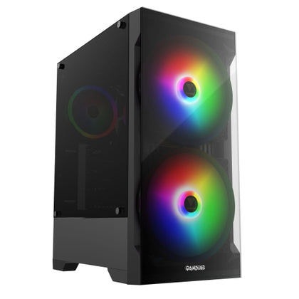 Gamdias Apollo E2 Mid-Tower RGB PC Case - Vektra PC