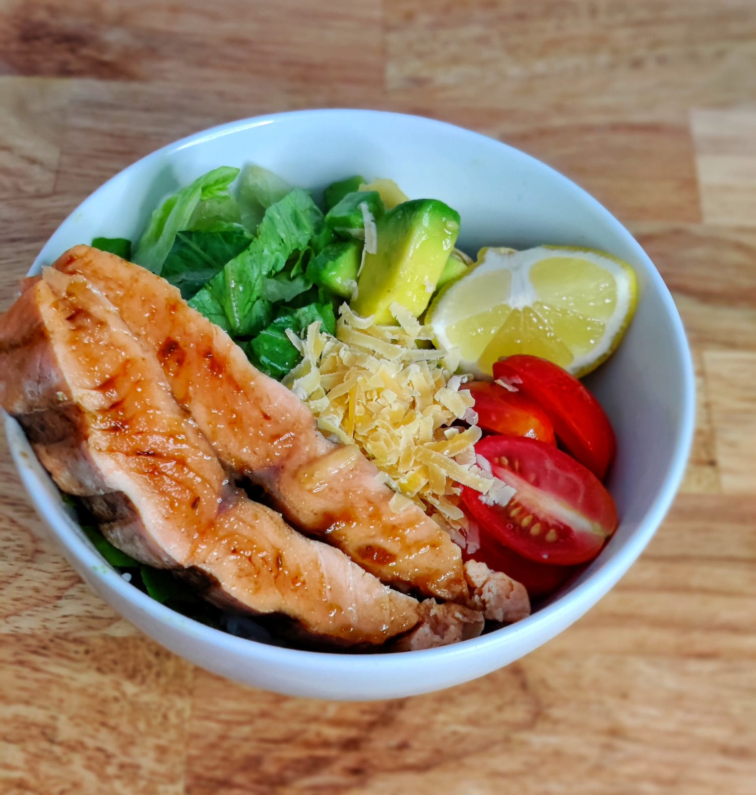 Atlantic Salmon Bowl