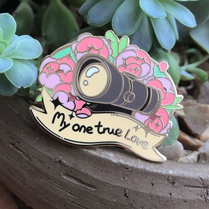 My one true love | Enamel Pin