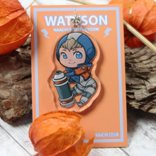 Load image into Gallery viewer, Apex Wattson | Keychain