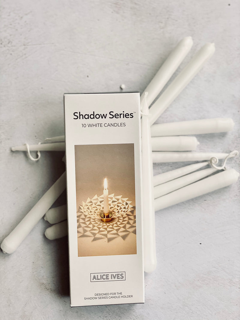 Shadow series candles
