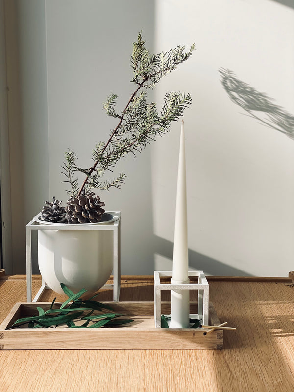 by Lassen Kubus 1 candle holder