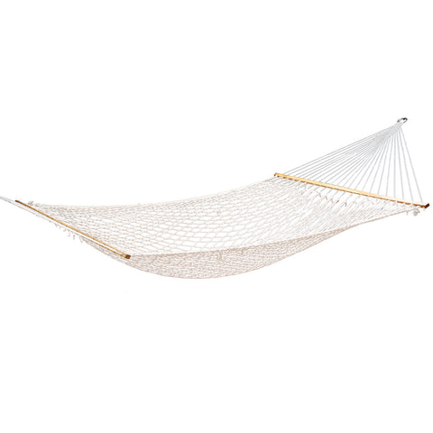 Double hammock bed cream