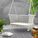 Two person swing chair hammock