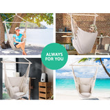 Cream outdoor hammock products