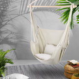 Outdoor hammock chair swing set Australia