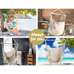 Outdoor hammock swing chairs