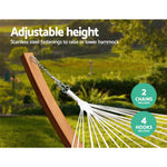 Australian hammock adjustable