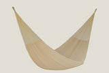 Cream hammock, queen sized hammock australia, large hammock australia in cream