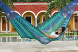 King Size Outdoor Cotton Hammock in Caribe, outdoor cotton hammock australia, australian outdoor hammocks