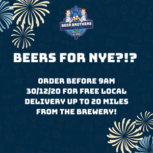 BEERS FOR NYE?