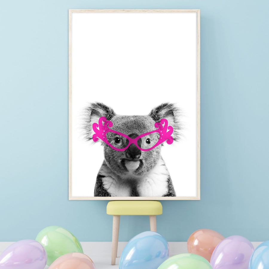 Dame Edna Koala Print-Art-Little Fish Co.