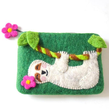 Sloth Purse-Fun-Little Fish Co.