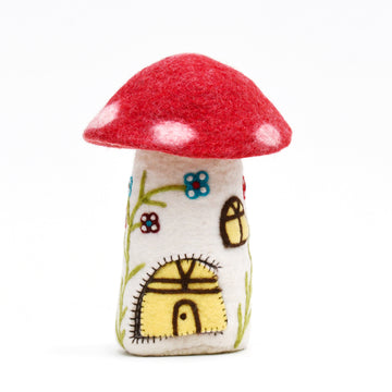 Red Toadstool-Fun-Little Fish Co.